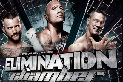 WWE Elimination Chamber 2013 Live Stream: Where to Watch PPV Online
