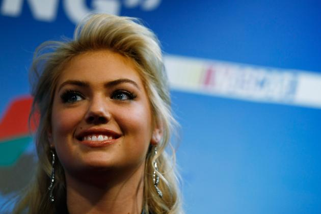 Kate Upton's Denial of Justin Verlander Relationship Increases Buzz for SI Model