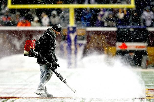 Minnesota Vikings Will Play 2 Seasons Outdoors at TCF Bank Stadium