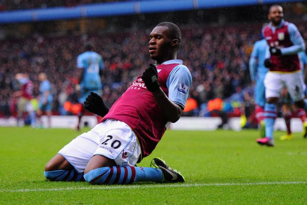 Aston Villa Face Losing Battle to Keep Their Striker Christian Benteke