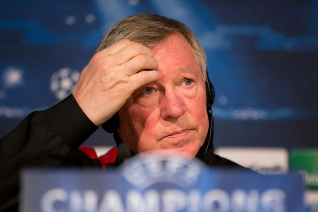 Sir Alex to Make Changes for Home Tie