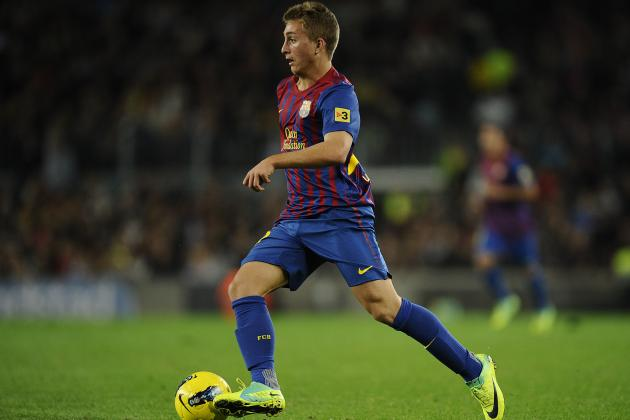 Brilliant Youth Policy at Barcelona May Reap Rewards with Gerard Deulofeu