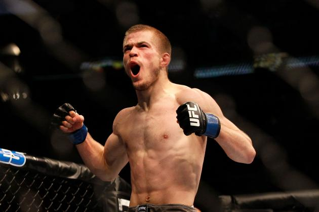 UFC on Fuel 7: Which Fighter Has the Most to Gain?