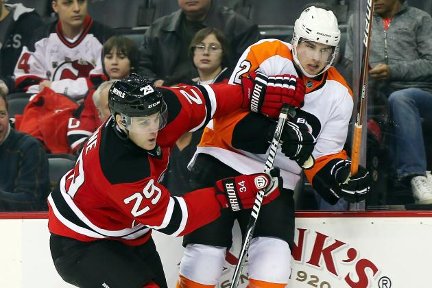 ESPN Gamecast: Flyers vs. Devils