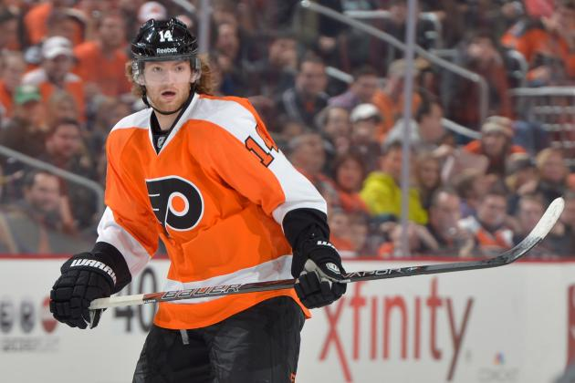 Sean Couturier Will Play vs. Devils.