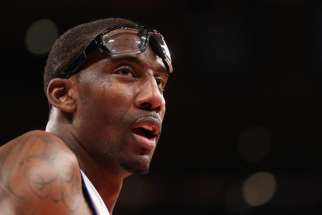 Amar'e Stoudemire Once Again Essential Piece to NY Knicks Title Puzzle