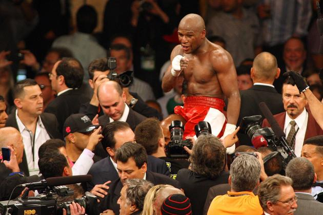 Floyd Mayweather vs. Robert Guerrero May 4th Fight Expected to Be Announced