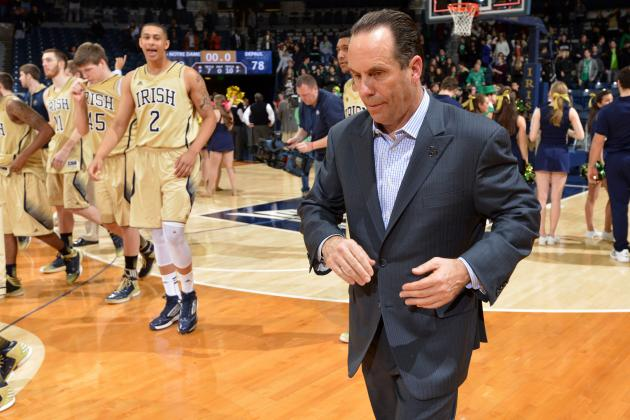 Notre Dame Men's Basketball: Brey to Irish: Just Shoot It