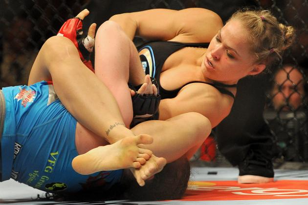 UFC 157: Ronda Rousey Will Take Company to Different Level with Dominating Win