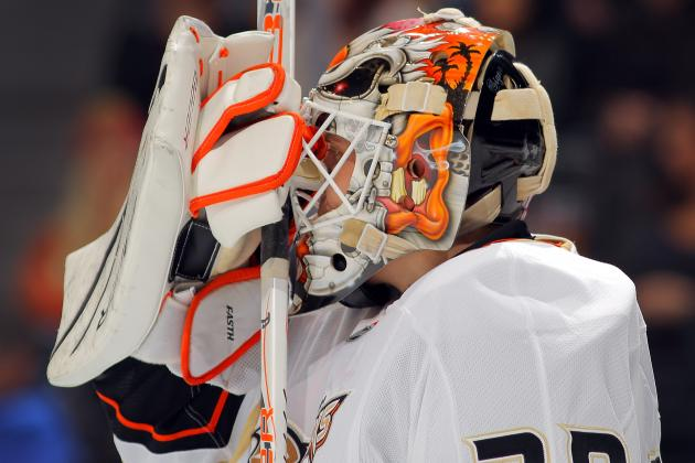 Viktor Fasth Found Way to Anaheim Ducks by Working Hard in Sweden
