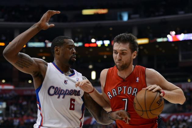 NBA Trade Rumors 2013: Raptors and Sixers Engaged in Trade Talks?
