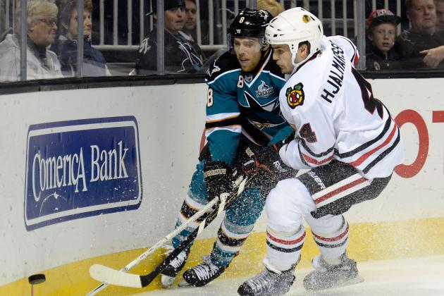 Blackhawks Beat Sharks 4-1