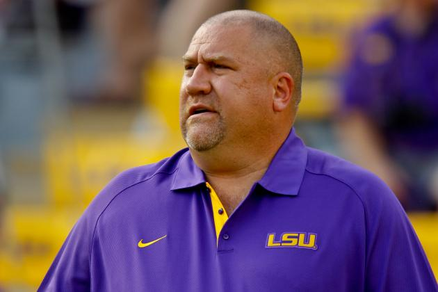 LSU Keeping Greg Studrawa, Steve Kragthorpe on Staff