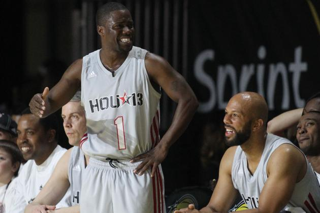 Kevin Hart Named 2013 NBA All-Star Celebrity Game MVP