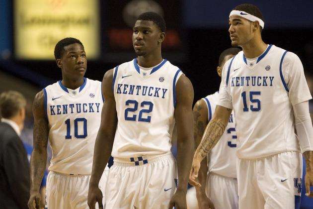 Kentucky Basketball: Wildcats Must Deal with Transition Within Their Transition