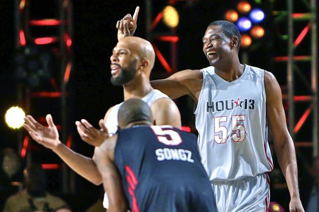 NBA Celebrity Game 2013: Top Moments, Video Highlights and More