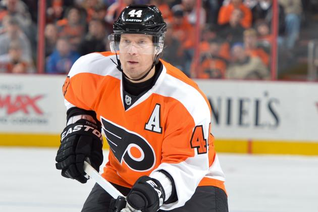 Kimmo Timonen Has a Lower-Body ...