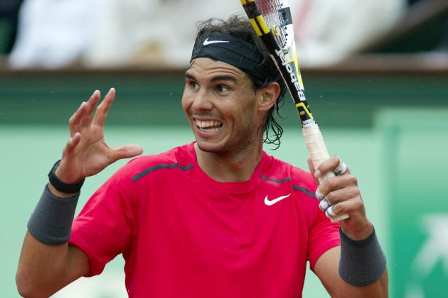 Nadal Rallies to Reach Brazil Open Semifinal