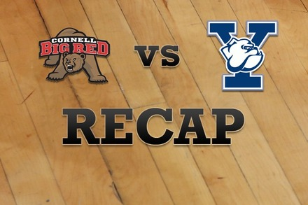 Cornell vs. Yale: Recap, Stats, and Box Score
