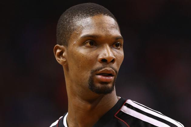 Why Chris Bosh's Rebounding Is Not Miami Heat's Biggest Problem