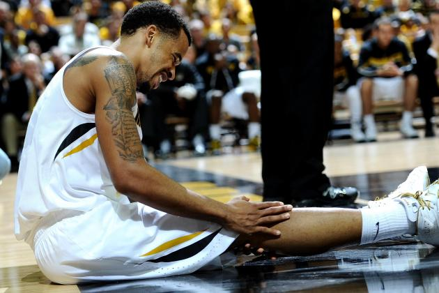 Can Laurence Bowers Find His Game and Rescue Missouri's NCAA Tournament Hopes?