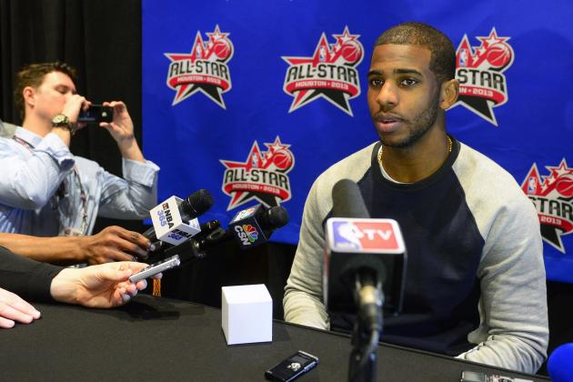 Chris Paul Says Clippers Still Don't Own Los Angeles