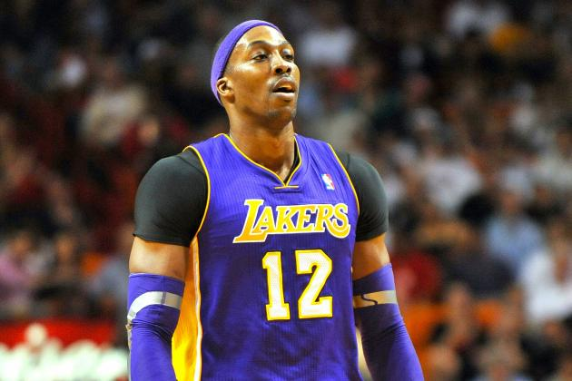 Dwight Howard and Rajon Rondo Reportedly Subject of Potential Blockbuster Trade