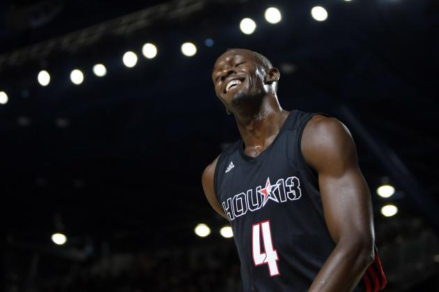 NBA Celebrity All-Star Game 2013: Usain Bolt Stole Show in Uneventful Contest