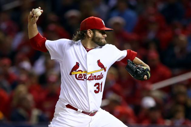 Lance Lynn's New Physique May Be the X-Factor for Cards Rotation