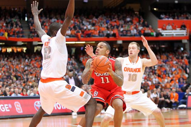 Syracuse Basketball: Is Orange's 2-3 Zone NCAA Tournament-Ready?