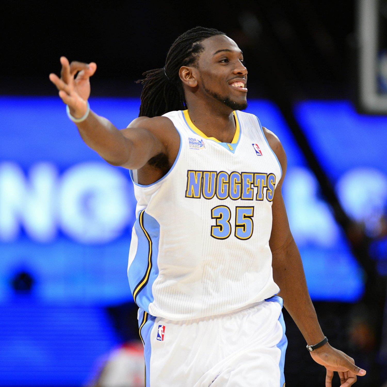 Kenneth Faried Named 2013 NBA Rising Stars Challenge MVP