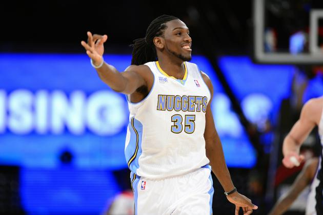 Kenneth Faried Named 2013 NBA Rising Stars Challenge MVP