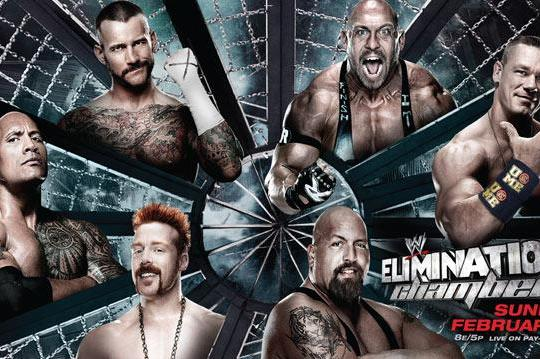 WWE Elimination Chamber 2013 Predictions: Picking Winners of Forgotten Matches