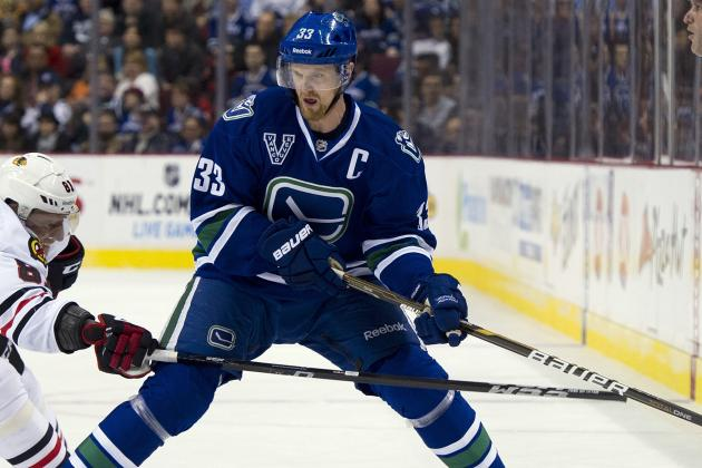 Sedin Becomes Canucks' All-Time Leading Scorer