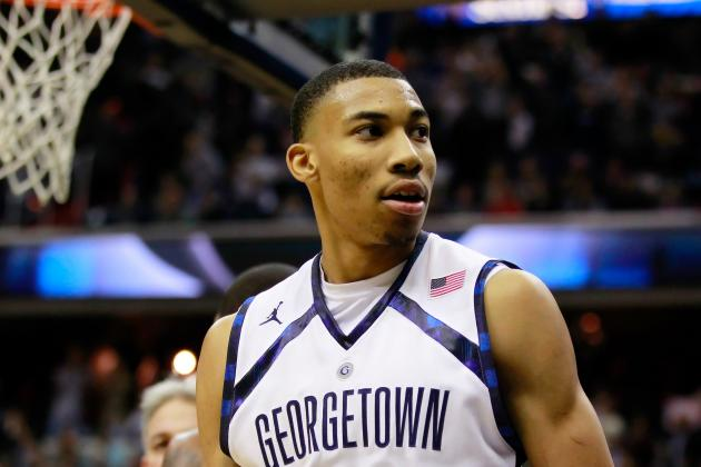 No. 15 Georgetown 62, Cincinnati 55