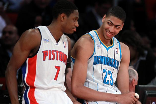 Brandon Knight Helps Team Chuck to Win in Rising Stars Challenge