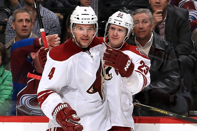 Phoenix Coyotes Encourage Fans to Gamble with New Ticket Package