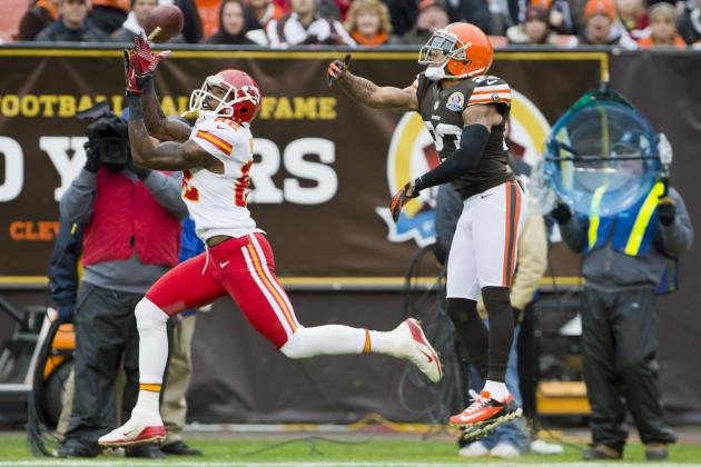 Dwayne Bowe: Andy Reid's Arrival Will Convince WR to Stay with Chiefs