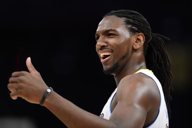 MVP Kenneth Faried's Best Moments from BBVA Rising Stars Challenge