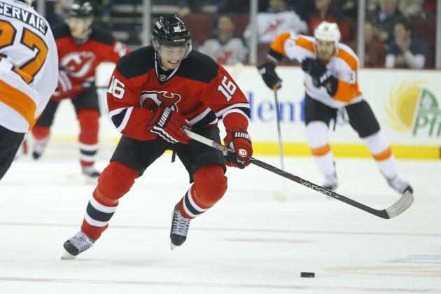 Devils Were Able to Regroup After Poor First Period Against Flyers