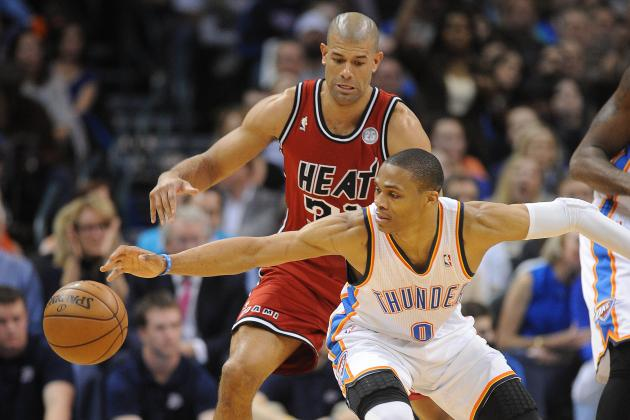 Russell Westbrook Is 'a Force of Nature When It Comes to Competition'