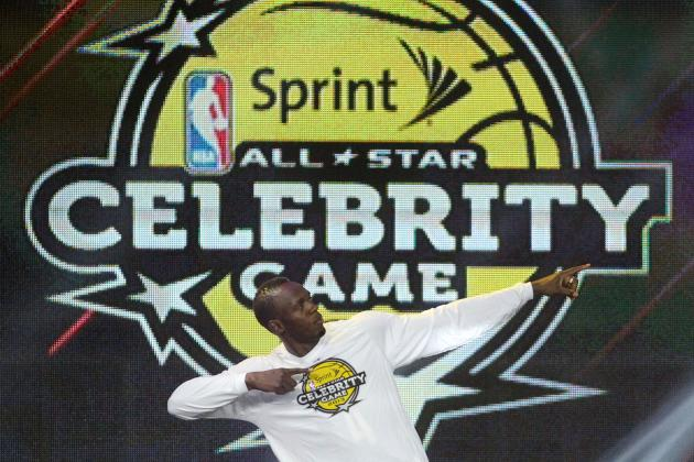 Usain Bolt: Track and Field Star More Deserving of Celebrity MVP
