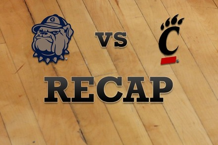 Georgetown vs. Cincinnati: Recap, Stats, and Box Score