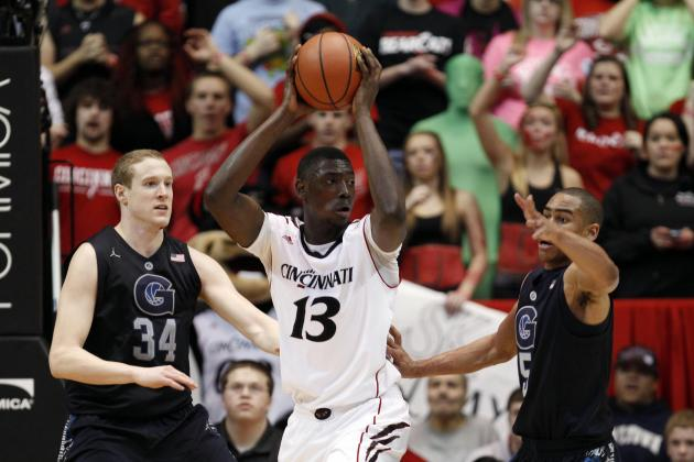 Bearcats Fall to Georgetown