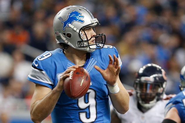 Lewand Wants New Contract for Stafford, but Not for Caprelief
