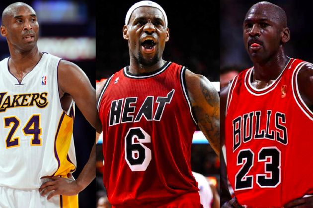 Why Michael Jordan & Kobe Bryant Didn't Take Talents to South Beach Like LeBron