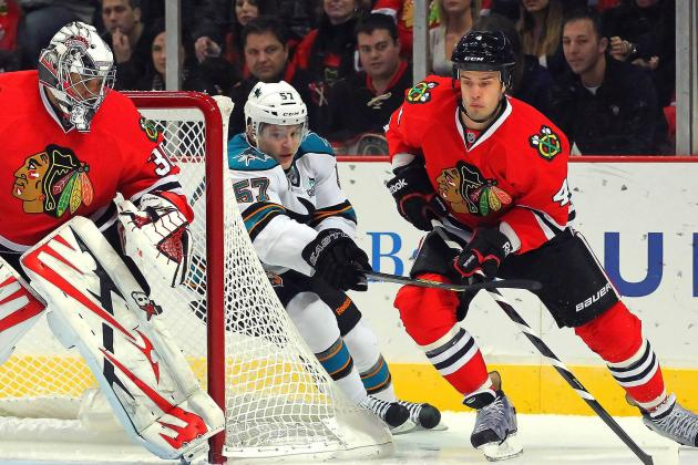 Blackhawks Beat Sharks, Improve to 11-0-3