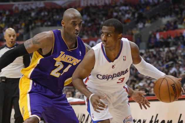 Charting the Rise of L.A. Clippers and the Demise of L.A. Lakers