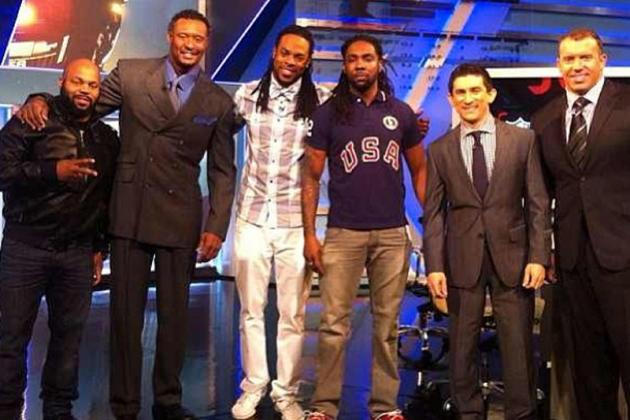 Richard Sherman Believes the NFL Draft and Its Process Are a 'Sham'