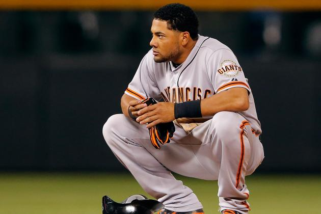 Melky Cabrera to Get SF Giants World Series Ring